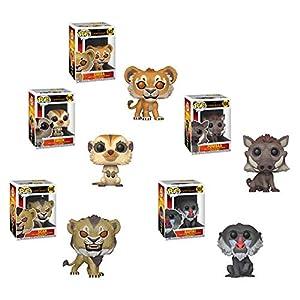 Funko Pop! Bundle of 5: Lion King Live Action