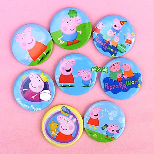 4.5 Children Pig piggy badge brooch pin badge cute cartoon children - Piggy Pin
