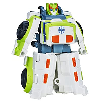 Heroes Transformers Rescue Bots Rescan Medix Action Figure