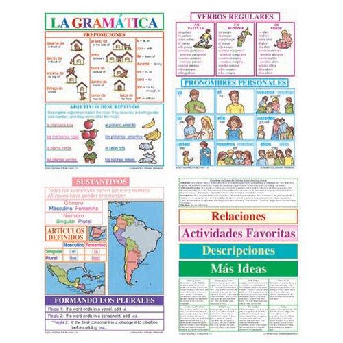 McDonald Publishing BB SET SPANISH GRAMMAR