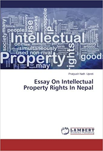 Amazon.com: Essay On Intellectual Property Rights In Nepal ...