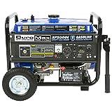 Portable Gas Generator - DuroMax XP5500E Gas Powered Portable Generator