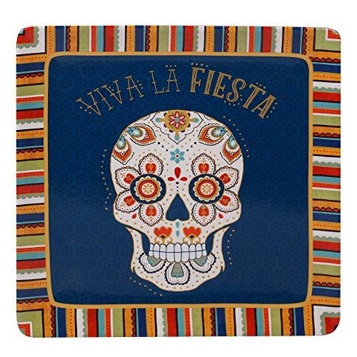 - Certified International 26656 La Vida Square Platter 12.5