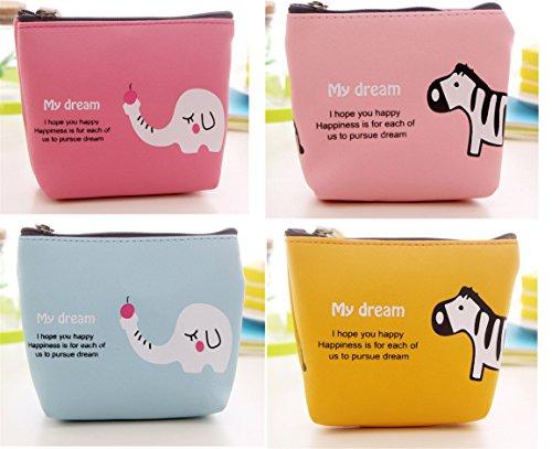 Star Beautiful Animal Portable 4pcs Elephant product image