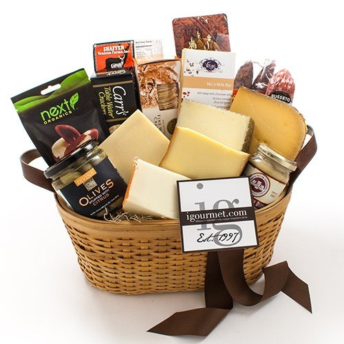 Everything for Him Premier Gift Basket (8.6 pound) by igourmet