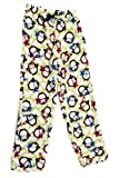 45500-10128-10-12 Just Love Plush Pajama Pants for Girls