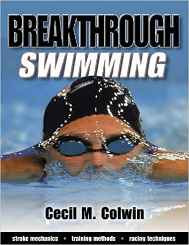 breakthrough swimming cecil colwin 9780736037778 amazoncom books - Quest Bergroer Sessel