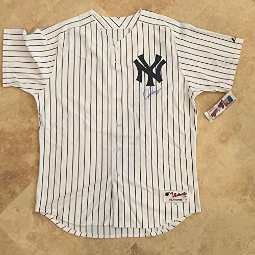 Alex Rodriguez Autographed Signed Yankees Home Jersey Steiner Coa MLB Holo - Authentic Memorabilia