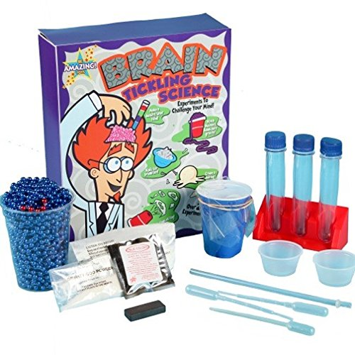 Be Amazing Brain Tickling Science Kit (The Is Of Density Pet What)