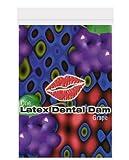 Latex dental dam, grape (Package Of 5)