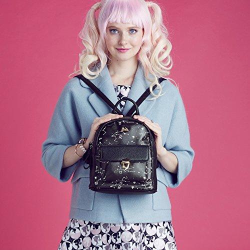 Barbie Bolsos Mujeres Bolso de Vintage Bolso de hombro para mujer Bolso escolar Bolso de Lazo para chicas 1