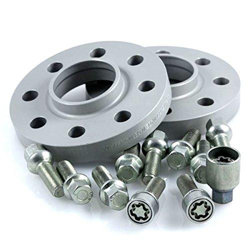 24 mm//Achse H/&R TuningHeads 1040386.DK.55577-12.KODIAQ-NS Spurverbreiterung