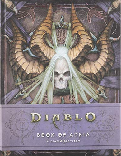 Book of Adria: A Diablo Bestiary (Spine Removable)
