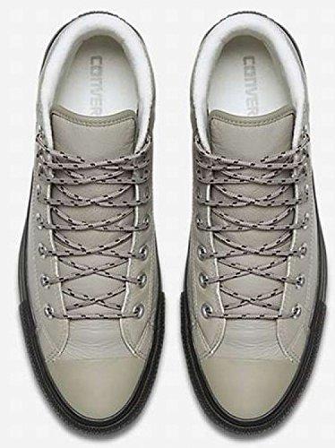 Converse Unisex Kastar Taylor Boot Pc Tumlade Läder Sneaker Mältat / Mältat / Svart