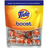 Tide HE Stain Release Boost Pods, 37 Pacs