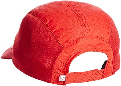 Salomon Cap Mütze  XT Compact - Gorra para hombre, color Multicolor, talla Talla única Multicolor (Matador-X/Red)