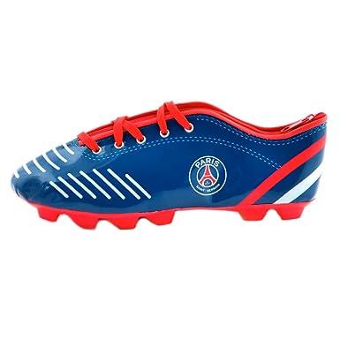 Trousse scolaire chaussure PSG Bleu Rouge 9DbtX84