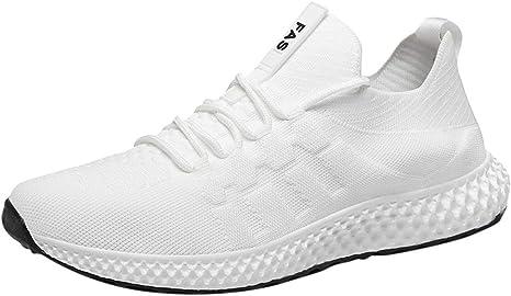 Darringls Zapatos de Deporte, Zapatos Deporte Mujer Zapatillas Deportivas Correr Gimnasio Casual Zapatos para Caminar Mesh Running Transpirable Aumentar Más Altos Sneakers 39-46: Amazon.es: Ropa y accesorios