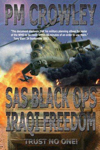 SAS Black Ops - Iraqi Freedom - Action & Adventure Thriller (Book 2)