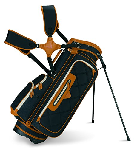 Callaway 2015 Up Town Golf Stand Bag Black/Brown