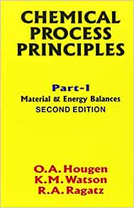Principles and hougen chemical process by watson PDF