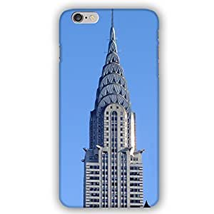 NEW Custom Designed For Iphone 5/5S Case Cover PC Phone Case With New York City Buildings_White Phone Case