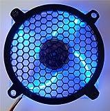 Custom Acrylic Honeycomb Computer Fan Grill 200mm