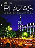 img - for Bundle: Plazas, Loose-leaf Version, 5th + Merriam-Webster s Spanish-English Dictionary, 2nd + iLrn , 4 term (24 months) Printed Access Card book / textbook / text book