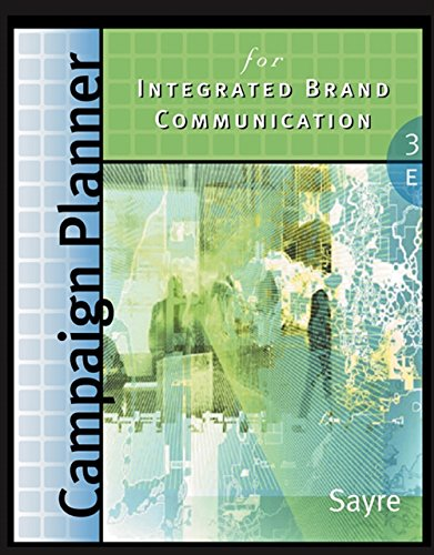 Campaign Planner - Campaign Planner for Integrated Brand Communications
