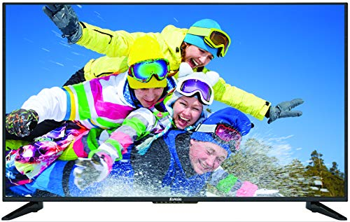 Komodo by Sceptre KU515R 50' 4K UHD Ultra Slim LED TV 3840x2160 Memc 120, Metal Black 2019