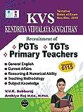 Kendriya Vidyalaya Sangathan (KVS) PGT,TGT Primary Teachers Exam Books