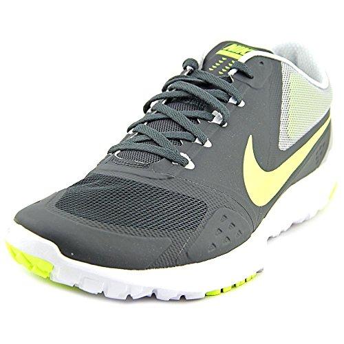 NIKE FS Lite Trainer II Men US 12 Gray Running Shoe ()
