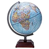 Waypoint Geographic WP11008 Odyssey Globe, 12'', Blue Oceans