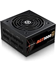 ARESGAME 1000W Power Supply Fully Modular 80+ Gold PSU (AGT1000) photo