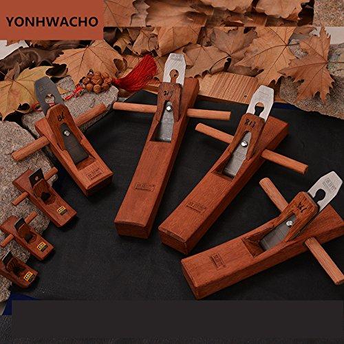 Woodwork Hand Planes Tools Wood plane Carpenter Hand plane Tool Kit 7pcs/set WA06 by YONHWACHO
