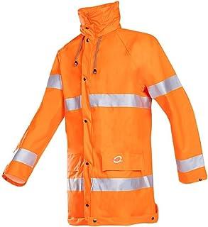 Sioen 3763A2FC1FC12x L lassen antipioggia, taglia XXL, colore arancione
