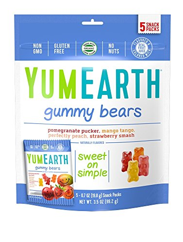 yumearth sour jelly beans - 9