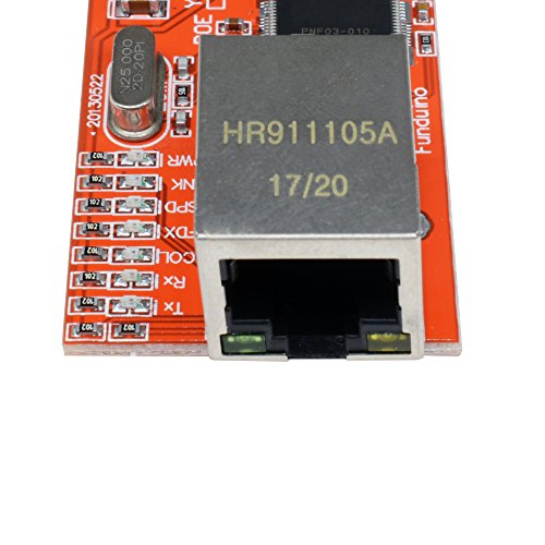 diymore Mini W5100 LAN Ethernet Shield Network Board Module for Arduino Ethernet UNO Mega 2560 by diymore (Image #3)