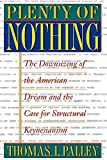 img - for Plenty of Nothing book / textbook / text book