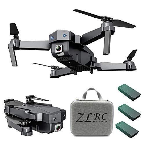 Mokids 2020 New SG107 Folding Drone 4k WIFI FPV HD Camera Quadcopter Altitude Hold – Optical Flow Camera Drone