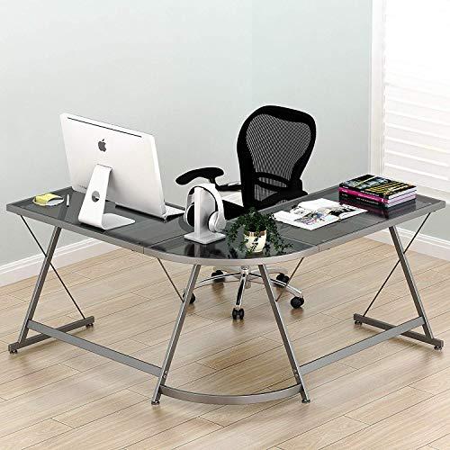 SHW Vista Corner L Desk ()