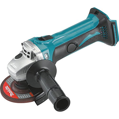 Makita XAG01Z 18V LXT Lithium-Ion Cordless Cut-Off/Angle Gri