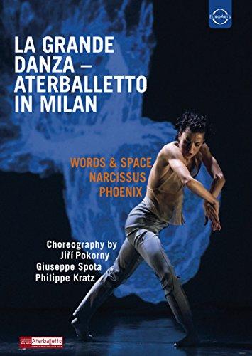 La Grande Danza: Aterballetto In Milan (Blu-ray)