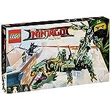 LEGO - 70612 - Ninjago - Jeu de Construction - Le Dragon d'Acier de Lloyd