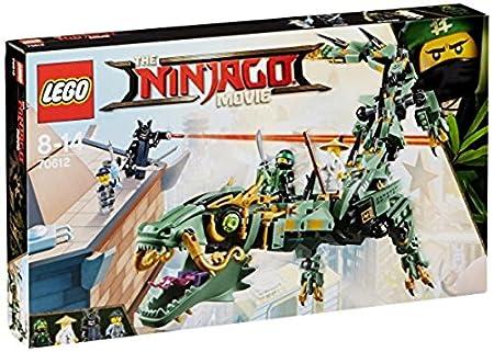 LEGO Ninjago Ninjago Dragón mecánico del Ninja Verde