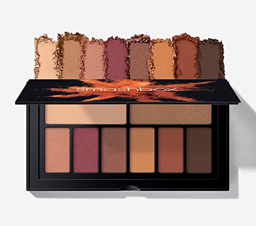 Smashbox Cover Shot Eye Shadow Palette, Ablaze, 0.27 Ounce by Smashbox