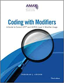 cpt codes appropriate modifiers and accident Chapter 6 coding and billing basics teresa thompson, bs, cpc, cmscs, ccc table of contents 1 overview of physician coding and billing  more codes to choose as the appropriate diagnosis since the coding guidelines are similar for icd-9 cm, emphasis will be placed on learning the new  accident codes again, the appropriate manner for.