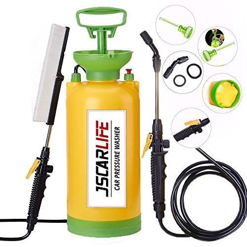 Price comparison product image Jscarlife Portable High Power Pressure Auto Washer Car Wash Tool Garden Washing Machine Wash Green