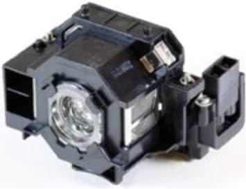 MicroLamp ML10252 170W lámpara de proyección - Lámpara para proyector (170 W, 2000 h, Epson, Epson PowerLite 76C, 77, 77C, 78, Home Cinema 700, S5, S6, W6 - EMP-X5E, EX21, EX30, EX50.)