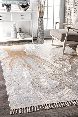 nuLOOM Thomas Paul Metallic Area Rug, 3 x 5 , Ivory